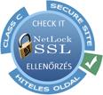 SSL Class C hitelesített oldal