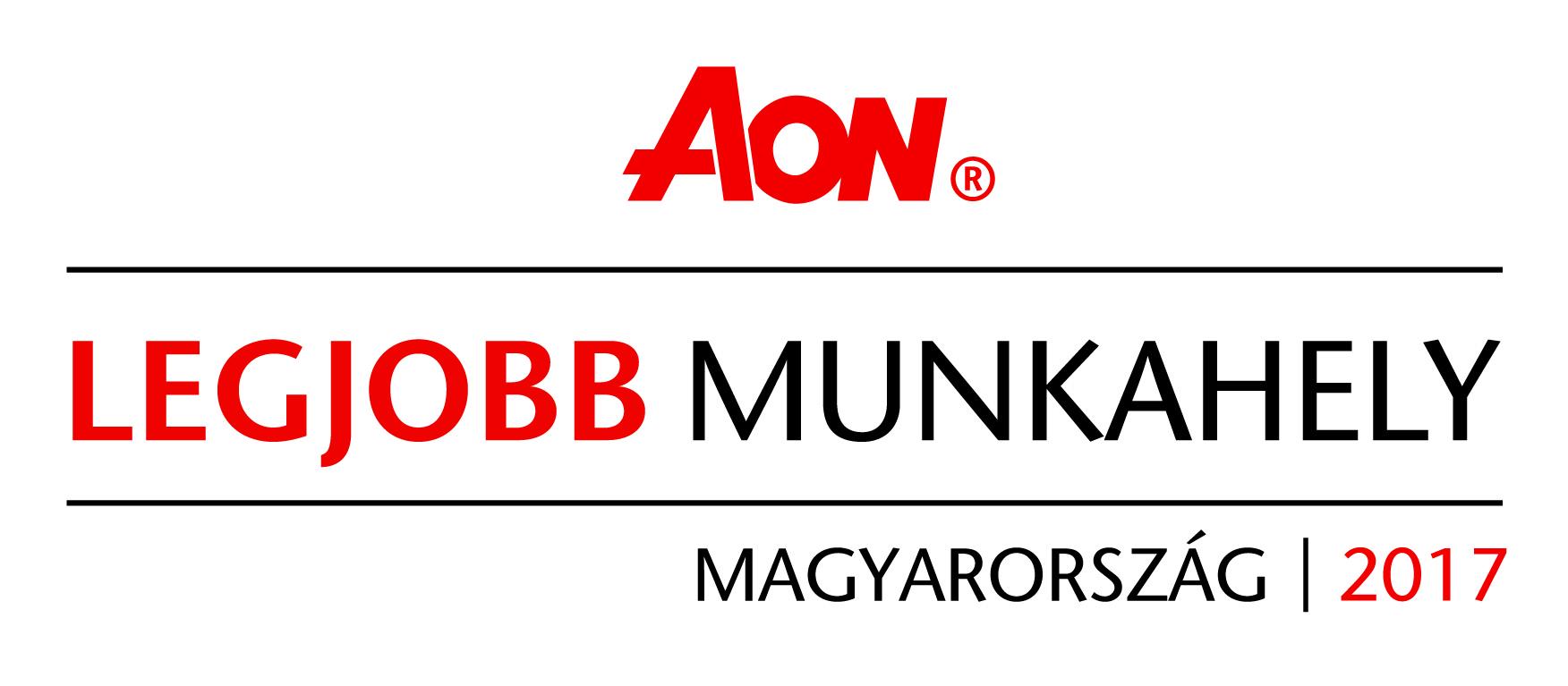 AON - Legjobb munkahely 2017