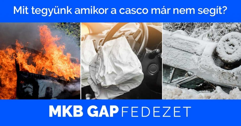 MKB GAP fedezet biztosítás